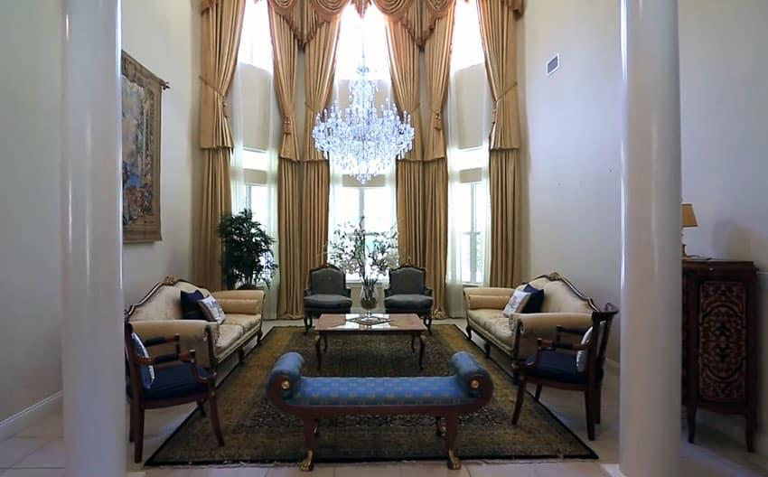 Luxury Custom Built Lakefront Home In Florida Designing Idea