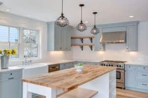 26 Farmhouse Kitchen Ideas (Decor & Design Pictures)