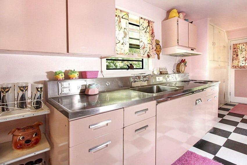 25 Gorgeous One Wall Kitchen Designs (Layout Ideas ...