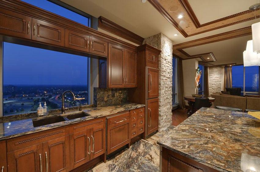 25 gorgeous one wall kitchen designs layout ideas