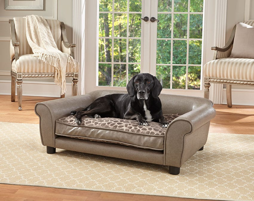 Dog window seat with washable cover