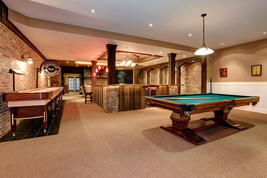 125 Best Man Cave Ideas (Furniture & Decor Pictures ...