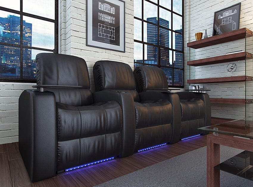 Home theater octane seating
