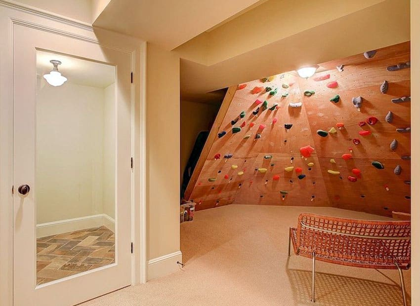 Decorative Indoor Rock Walls : Best man cave ideas furniture decor pictures