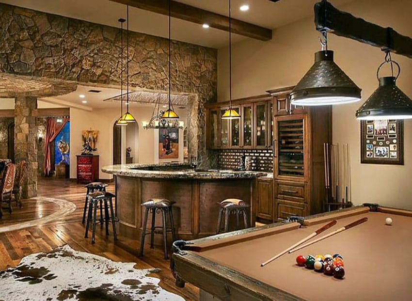 Man Cave Table : Best man cave ideas furniture decor pictures