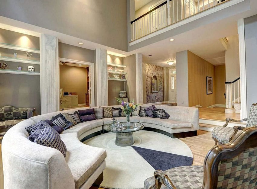 39 Gorgeous Sunken Living Room Ideas Designing Idea