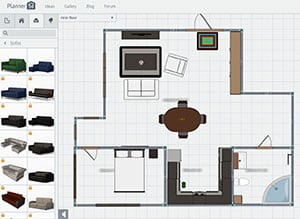 25 best interior design software programs free paid Room design software