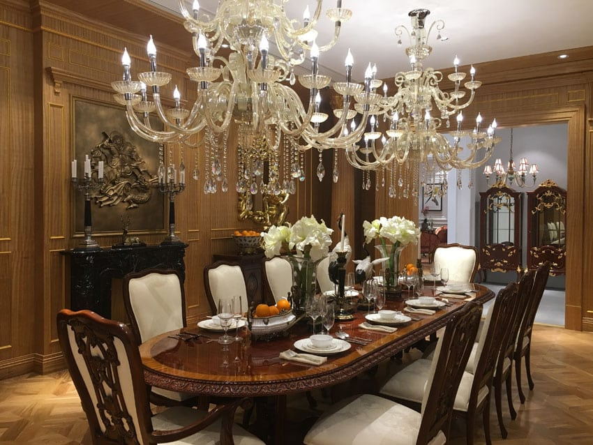 25 formal dining room ideas design photos designing idea for Dining room update ideas