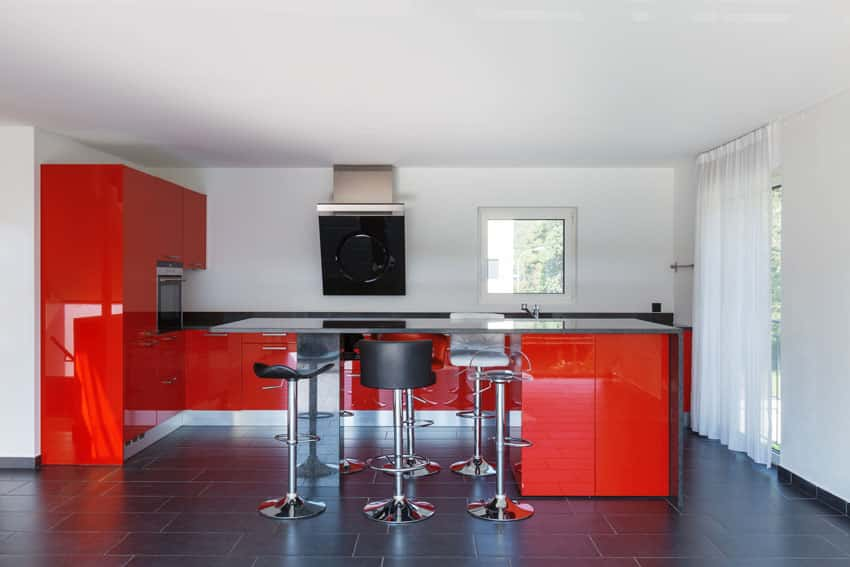 modern-kitchen-with-high-gloss-red-cabinets