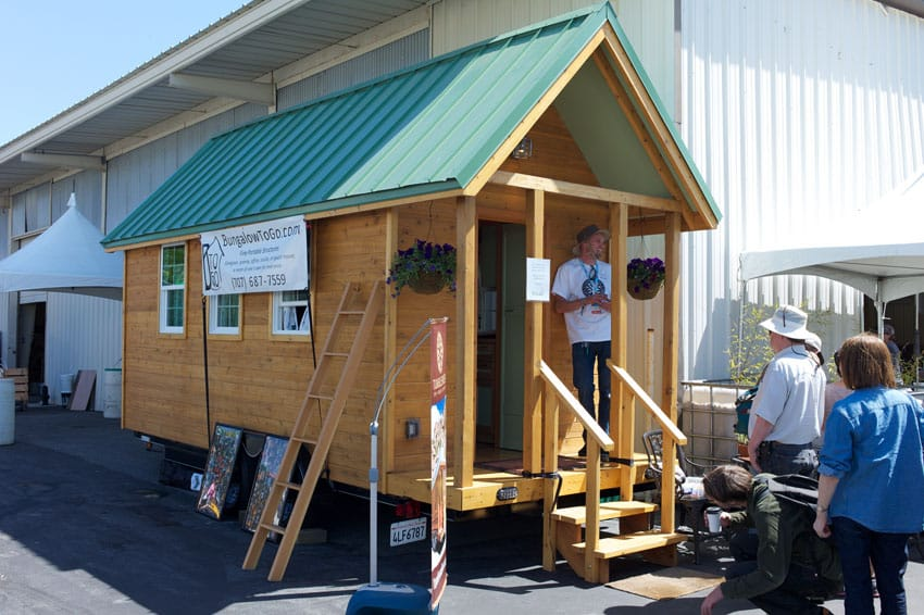 Tiny house built to your specifications