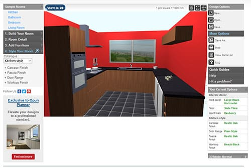 Roomstyler 3d home planner latest top free online tools Easy interior design software
