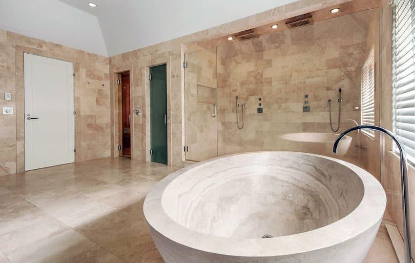 travertine shower ideas bathroom designs designing idea travertine tile bathroom ideas decor ideasdecor ideas